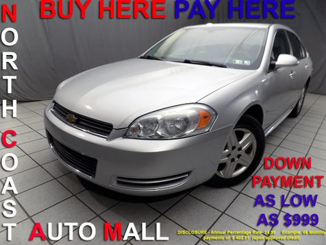 2009 Chevrolet Impala LS As low as $999 DOWN in Cleveland, Ohio