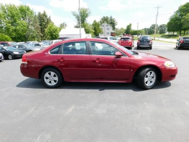 2009 Chevrolet Impala 3.5L LT Ephrata, PA 2