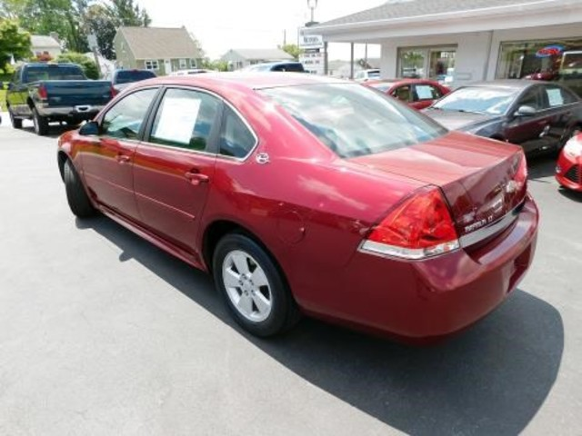 2009 Chevrolet Impala 3.5L LT Ephrata, PA 5