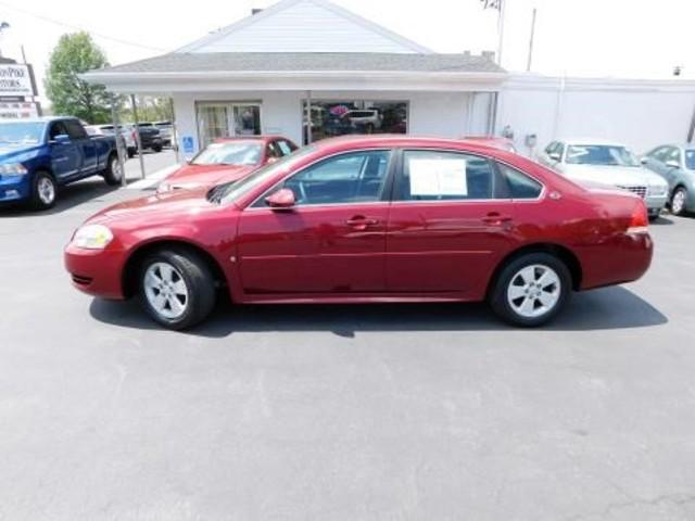 2009 Chevrolet Impala 3.5L LT Ephrata, PA 6