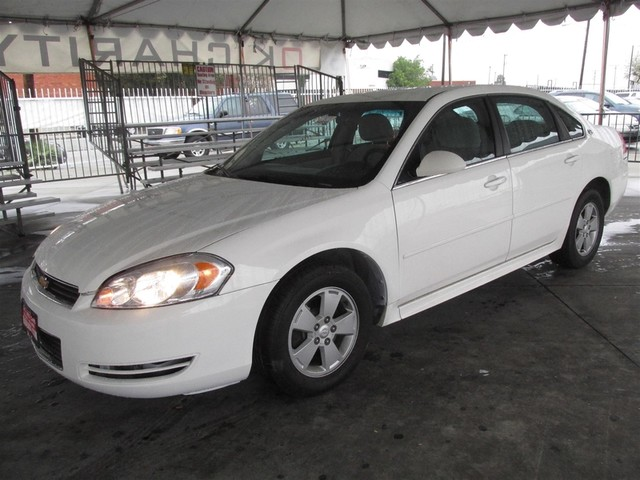 2009 Chevrolet Impala 35L LT This particular vehicle has a SALVAGE title Please call or email to