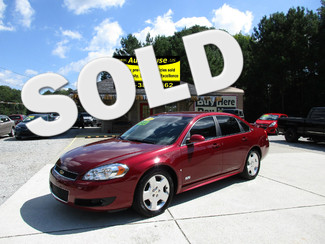 2009 Chevrolet Impala in Hiram,, Georgia