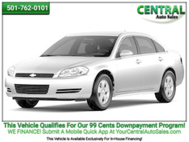 2009 Chevrolet Impala 3.9L LT | Hot Springs, AR | Central Auto Sales in Hot Springs AR