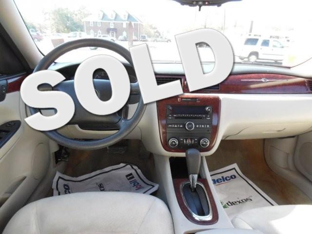 2009 Chevrolet Impala 35L LT CLEAN VEHICLE GOOD TRANSPORTATION PRICED TO SELL VIN 2G1WT57K591