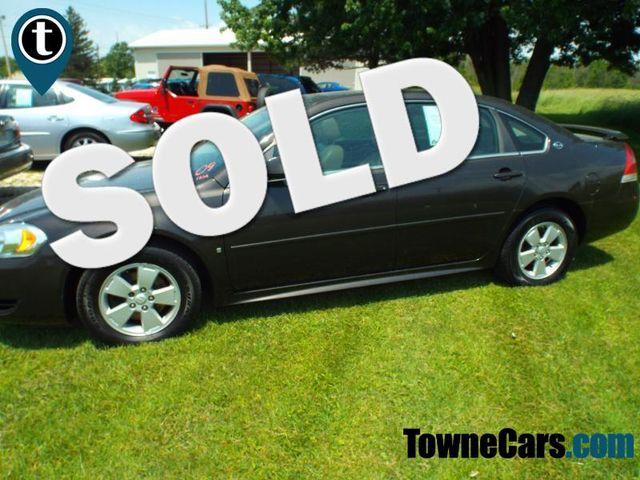 2009 Chevrolet Impala 3.5L LT   Medina, OH   Towne Auto Sales in Medina OH