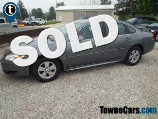 2009 Chevrolet Impala 3.5L LT | Medina, OH | Towne Auto Sales in Medina OH