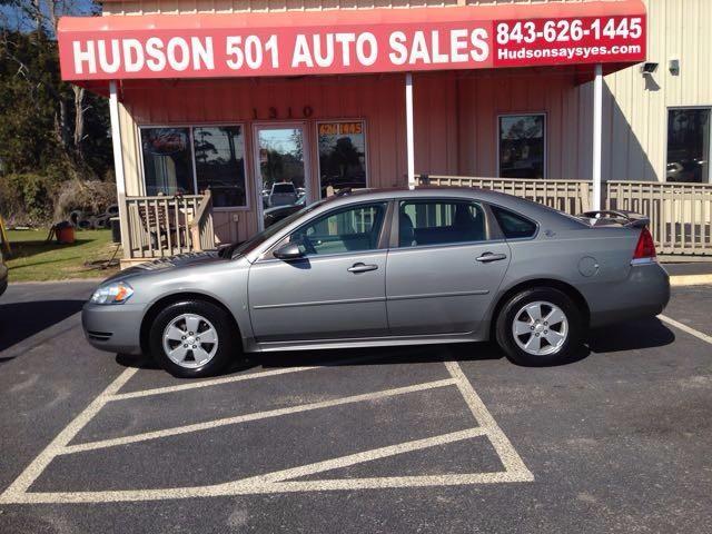 2009 Chevrolet Impala 3.5L LT | Myrtle Beach, South Carolina | Hudson Auto Sales in Myrtle Beach South Carolina