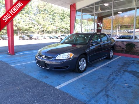 2009 Chevrolet Impala 3.5L LT in WATERBURY, CT