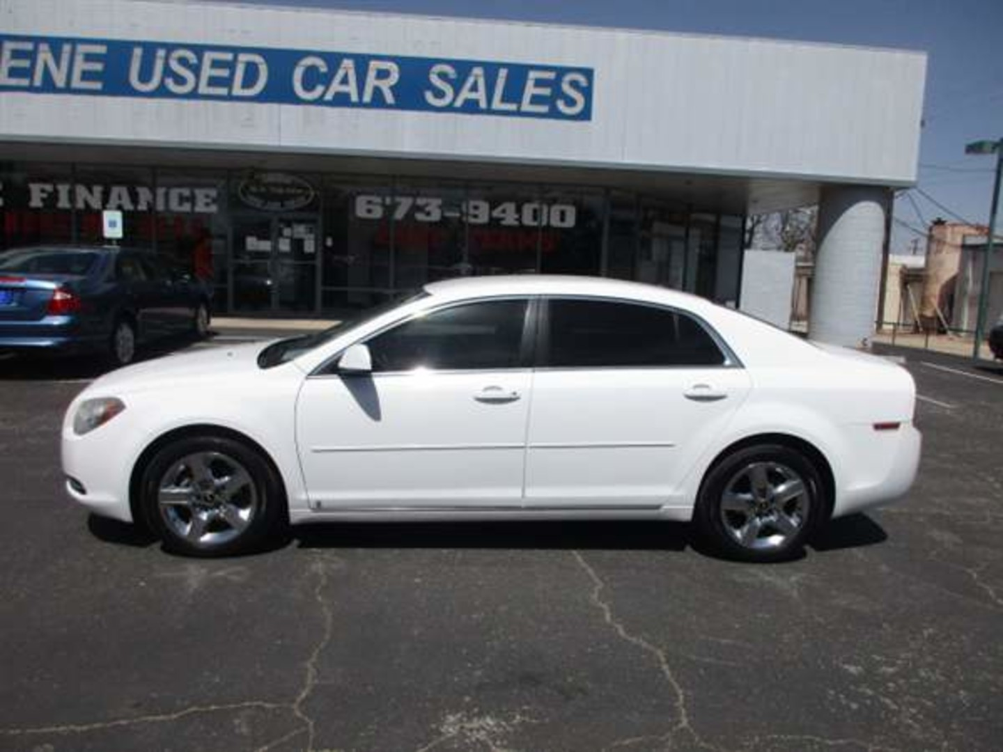 2009 chevrolet malibu lt w1lt abilene tx abilene used car. Black Bedroom Furniture Sets. Home Design Ideas