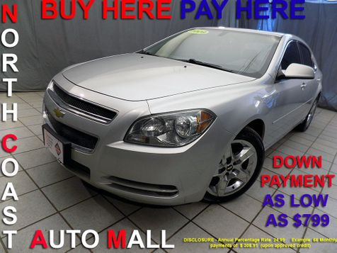 2009 Chevrolet Malibu LT w/1LT As low as $799 DOWN in Cleveland, Ohio