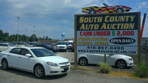 2009 Chevrolet Malibu LTZ in Harwood, MD