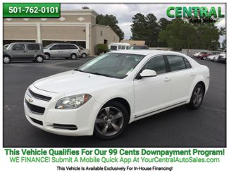 2009 Chevrolet Malibu LT w/2LT | Hot Springs, AR | Central Auto Sales in Hot Springs AR