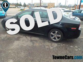 2009 Chevrolet Malibu LT w/2LT | Medina, OH | Towne Auto Sales in Medina OH