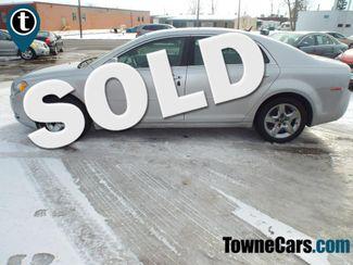 2009 Chevrolet Malibu LT w/1LT | Medina, OH | Towne Auto Sales in ohio OH