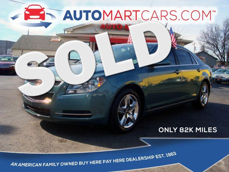 2009 Chevrolet Malibu LT  | Nashville, Tennessee | Auto Mart Used Cars Inc. in Nashville Tennessee