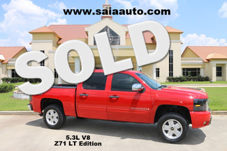 2009 Chevrolet Silverado 1500 Crew Cab Z71 4wd LT 5.3 V8 Clean Car Fax Ready To Geaux in Baton Rouge  Louisiana
