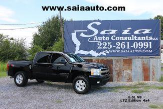 2009 Chevrolet Silverado 1500 Crew Cab Z71 LTZ 4WD NEW 275 MXT S ONE OWNER CAR FAX READY TO GEAUX | Baton Rouge , Louisiana | Saia Auto Consultants LLC-[ 4 ]