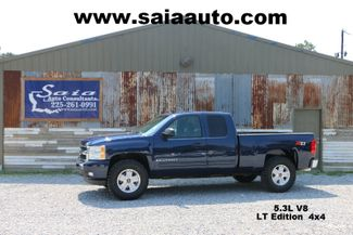 2009 Cheverolet Silverado 1500 Extra Cab Lt Z71 4wd 5.3 V8 LEVELED NEW TIRES TWO OWNER CLEAN CAR FAX SERVICED DETAILED READY TO GEAUX | Baton Rouge , Louisiana | Saia Auto Consultants LLC-[ 4 ]
