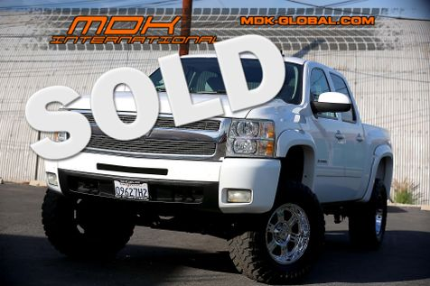2009 Chevrolet Silverado 1500 LTZ - Lifted - 4WD - Navigation in Los Angeles