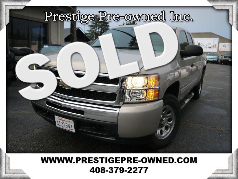 2009 Chevrolet Silverado 1500 LS ((**4X4**))  in Campbell CA
