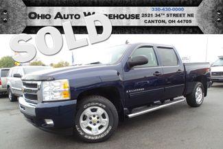 2009 Chevrolet Silverado 1500 Z71 4x4 V8 Crew Cab Cln Carfax We Finance | Canton, Ohio | Ohio Auto Warehouse LLC in  Ohio