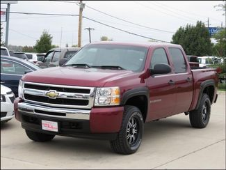 2009 Chevrolet Silverado 1500 LT Crew 4WD in  Iowa