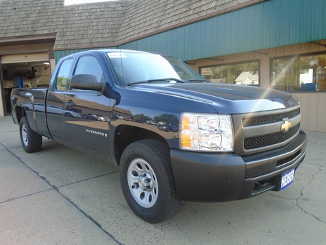 2009 Chevrolet Silverado 1500 Work Truck in Dickinson, ND