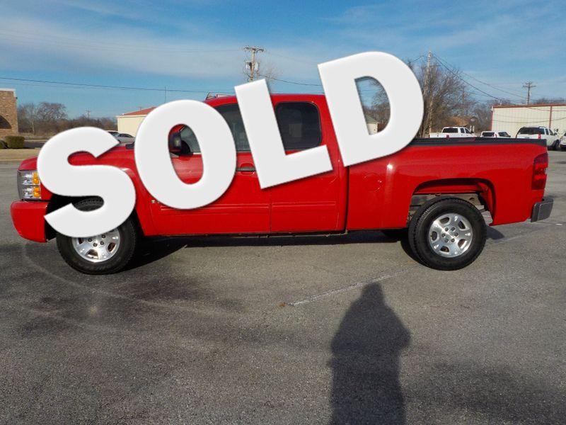 2009 Chevrolet Silverado 1500 LT   Greenville, TX   Barrow Motors in Greenville TX