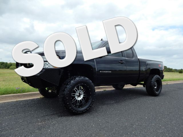 2009 Chevrolet Silverado 1500 LT Lifted 4x4 | Killeen, TX | Texas Diesel Store in Killeen TX
