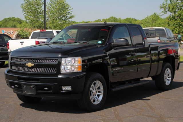 2009 Chevrolet Silverado 1500 LT EXT Cab 4x4 Z71 - POWER/EXTERIOR PLUS PKGS! Mooresville , NC 22