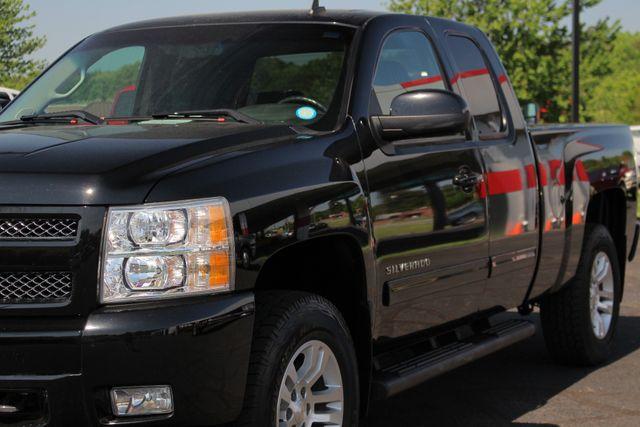 2009 Chevrolet Silverado 1500 LT EXT Cab 4x4 Z71 - POWER/EXTERIOR PLUS PKGS! Mooresville , NC 24