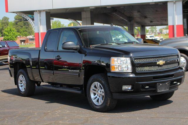2009 Chevrolet Silverado 1500 LT EXT Cab 4x4 Z71 - POWER/EXTERIOR PLUS PKGS! Mooresville , NC 21