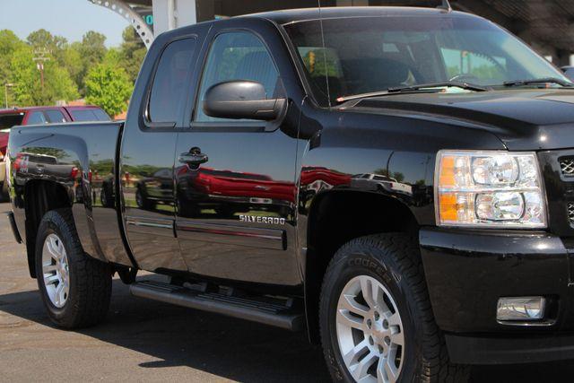 2009 Chevrolet Silverado 1500 LT EXT Cab 4x4 Z71 - POWER/EXTERIOR PLUS PKGS! Mooresville , NC 23
