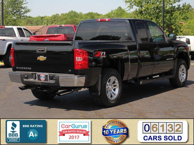 2009 Chevrolet Silverado 1500 LT EXT Cab 4x4 Z71 - POWER/EXTERIOR PLUS PKGS! Mooresville , NC 2