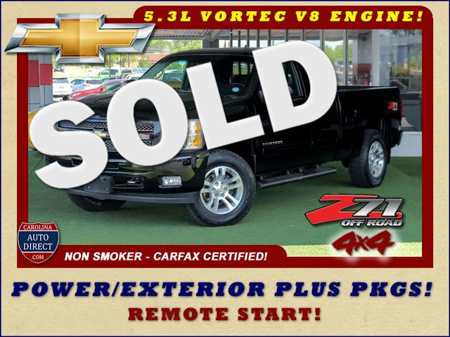 2009 Chevrolet Silverado 1500 LT EXT Cab 4x4 Z71 - POWER/EXTERIOR PLUS PKGS! Mooresville , NC 0