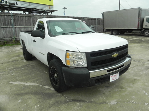 2009 Chevrolet Silverado 1500 Work Truck 4X4 in New Braunfels