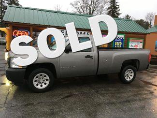 2009 Chevrolet Silverado 1500 Work Truck Ontario, OH