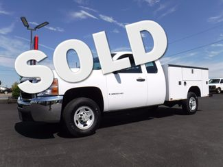 2009 Chevrolet Silverado 2500HD Extended Cab Utility 2wd in Lancaster, PA PA