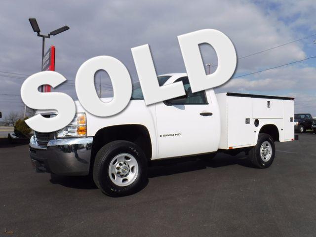 2009 Chevrolet Silverado 2500HD Utility 2wd in Ephrata PA