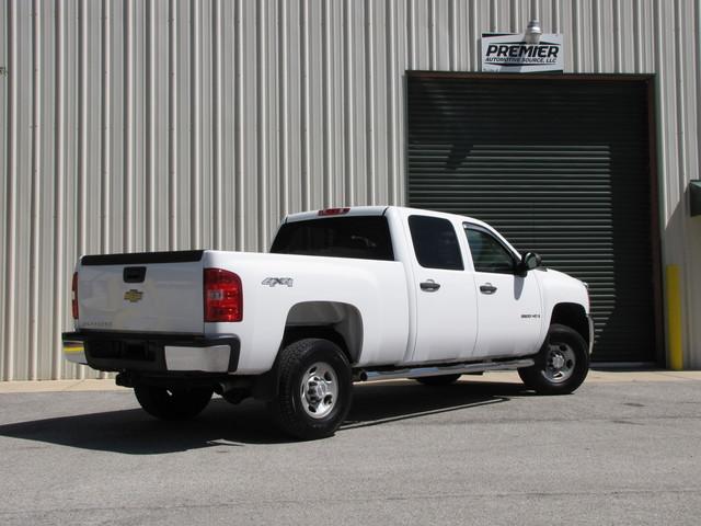 2009 Chevrolet Silverado 2500HD Jacksonville , FL 3