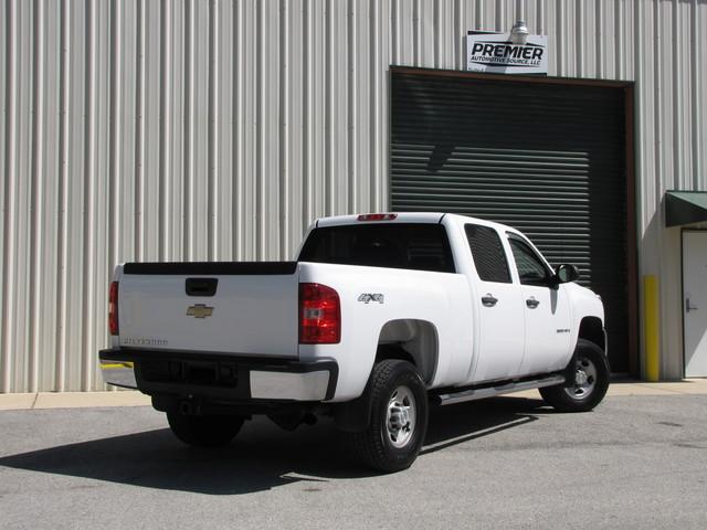 2009 Chevrolet Silverado 2500HD Jacksonville , FL 43