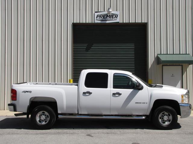 2009 Chevrolet Silverado 2500HD Jacksonville , FL 8