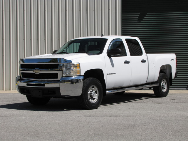 2009 Chevrolet Silverado 2500HD Jacksonville , FL 40
