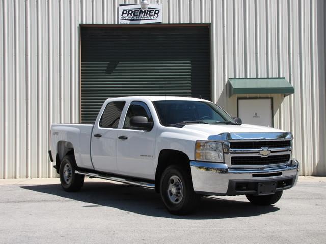 2009 Chevrolet Silverado 2500HD Jacksonville , FL 41