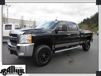 2009 Chevrolet Silverado 2500HD LT C/Cab 4WD 6.6L Duramax Diesel *LEATHER* Burlington, WA