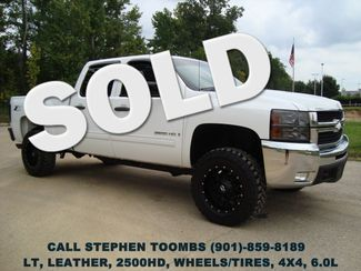 2009 Chevrolet Silverado 2500HD LT, LEATHER, Z-71, 6.0L, WHEELS/TIRES in  Tennessee