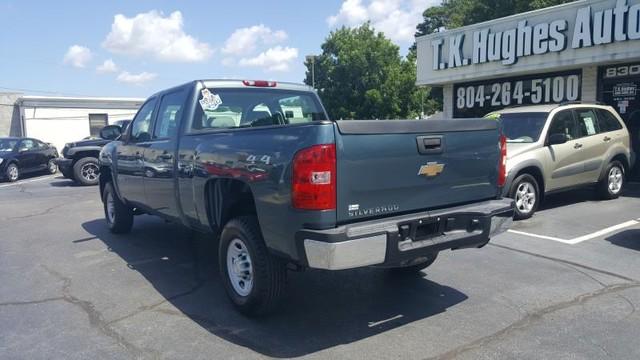 2009 Chevrolet Silverado 2500HD Work Truck Richmond, Virginia 4