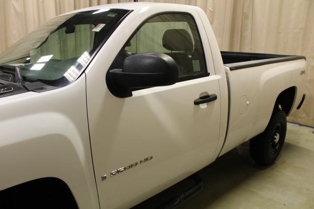 2009 Chevrolet Silverado 3500HD Work Truck Long Bed Roscoe, Illinois 8