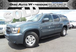 2009 Chevrolet Suburban LT 4x4 TvDVD 3rd Row Clean Carfax We Finance | Canton, Ohio | Ohio Auto Warehouse LLC in  Ohio
