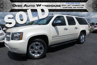 2009 Chevrolet Suburban LTZ 4x4 Navi Tv/DVD Sunroof 1-Own We Finance | Canton, Ohio | Ohio Auto Warehouse LLC in  Ohio